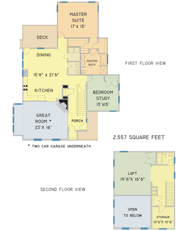 Hopkins Floor Plan
